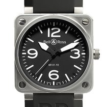 Bell & Ross Aviation BR01-92STEEL