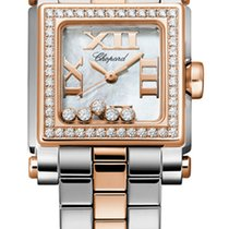Chopard Happy Sport Square Quartz Small 278516-6004