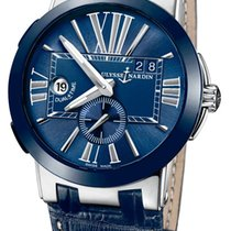 Ulysse Nardin Executive Dual Time 43mm 243-00/43