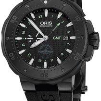 Oris Force Recon GMT Diver 01 747 7715 7754-Set