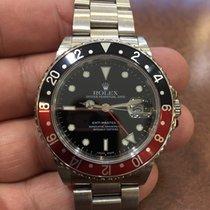 ロレックス (Rolex) GMT Master II 24 HS GMT Date Mens watch 16760