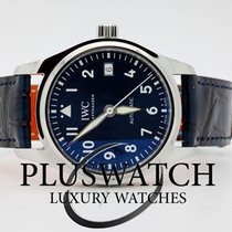 IWC Pilot's  Automatic 36 IW324008  Blue Dial T