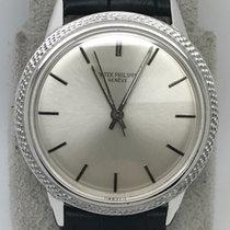 百達翡麗 (Patek Philippe) 3569 Backwinder 18K White Gold Vintage