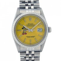 Rolex Datejust micey mouse dial 16030