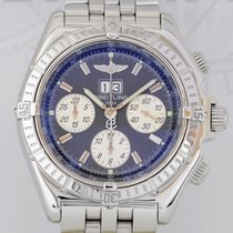 Breitling Crosswind Spezial Big Date Steel Chrono XL Panoramad...