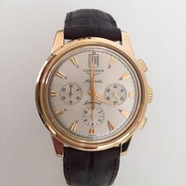 Longines Conquest Heritage 18k Gold Chronograph