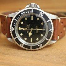Rolex Submariner 5513 GILT  Very Nice Vintage