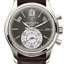 Patek Philippe Annual Calendar Platinum (Patek Serviced&...