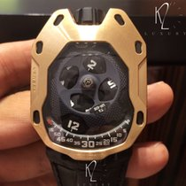 Urwerk UR-105TA Rose Gold