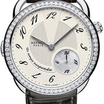 Hermès Arceau Le Temps Suspendu GM 38mm 040289WW00
