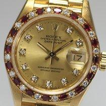 ロレックス (Rolex) DATE JUST Ladies original diamond 69198G
