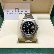 롤렉스 (Rolex) 216570BK Explorer II Black Dial 42mm