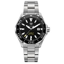 TAG Heuer AQUARACER CALIBRE 5 Sub Keramik Steel WAY201A BA0927