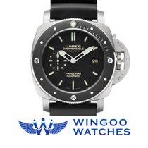 Panerai LUMINOR SUMERSIBLE AMAGNETIC Ref. PAM00389