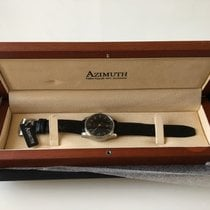 Azimuth Back In Time Piano Black (gold numeral)