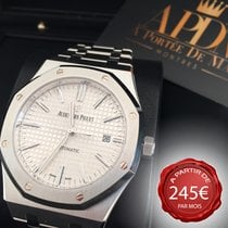 Audemars Piguet Royal OAK 15400ST  232€/mois reprise...