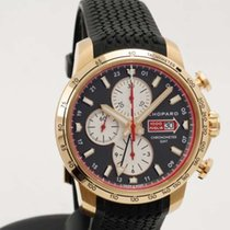 Chopard Mille Miglia Racing Chronograph in 18k rose gold -...
