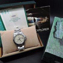 롤렉스 (Rolex) EXPLORER 2 16550 Creamy Rail Dial with Box and Paper