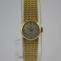 Patek Philippe Gübelin 18k Gold 3266 #A3230 Schmuckuhr mit Box