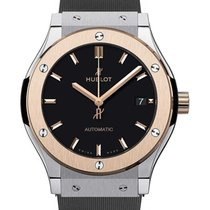 Hublot 511.NO.1181.RX Classic Fusion Mens 45mm Automatic in...