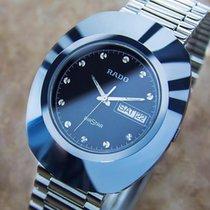 Rado Beautiful Rado Diastar Men's Tungsten Swiss Made...