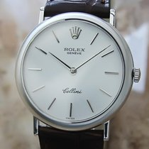 Rolex Cellini 1971 Solid 18k Mens Swiss Made Luxury Manual...