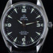 Omega Seamaster Aqua Terra Railmaster Steel Automatic