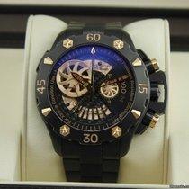 제니트 (Zenith) Defy Extreme Open Chronograph Rosé Gold Black...