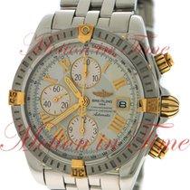 百年靈 (Breitling) Chronomat Evolution 44mm Chronograph, Beige-Iv...