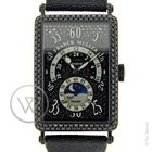 Franck Muller Long Island Heure Retrograde Diamonds - Full Set