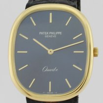 Patek Philippe ELLIPSE 18K GOLD QUARTZ
