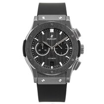 Hublot Classic Fusion Chronograph Black Magic 42 mm