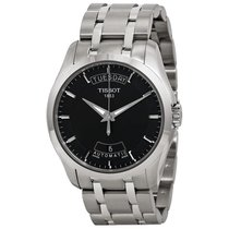 Tissot Men's T0354071105100 T-Classic Couturier Auto Watch