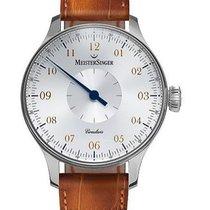 Meistersinger Uhren Herrenuhr Einzeigeruhr Circularis CC101