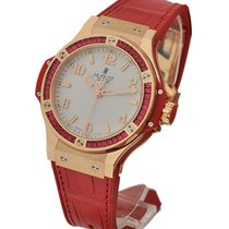 Hublot 361.PR.2010.LR.1913 Big Bang Tutti Frutti with Red...