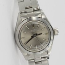 Rolex Oyster Perpetual Lady Stahl 6718