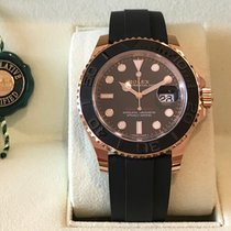 Rolex Yacht-Master Oyster Everrose Gold, 40mm, 116655  NEW