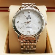 Omega De Ville Prestige Automatic Date Ladies watch 4241033205...