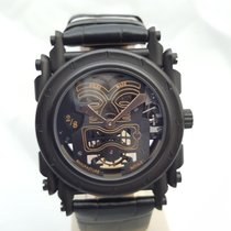 Manufacture Royale Androgyne Maori Edition Limitée