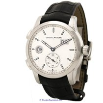 Ulysse Nardin Dual Time Manufacture 3343-126/91