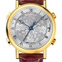 Breguet Brequet La Musicale 7800 18K Yellow Gold Men's Watch