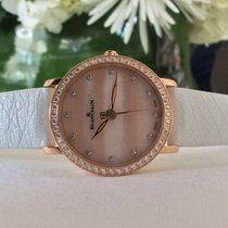 Blancpain WOMEN ULTRAPLATE RED GOLD & DIAMONDS 61022954C95A