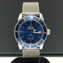 Breitling SuperOcean Heritage 38mm Automatic Stainless Steel...