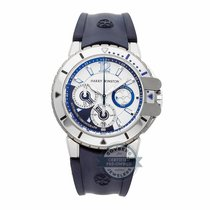 Harry Winston Project Z2 Ocean Diver Chronograph 410-MCA44WZ