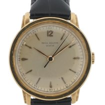 "Patek Philippe 1955 Patek Philippe 18k Gold ""King Size""..."