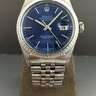 Rolex Datejust Vintage Automatic Blue Dial