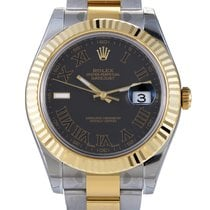 Rolex Oyster Perpetual Datejust II Men's Automatic Watch...
