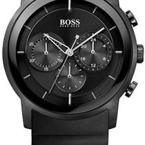 Hugo Boss Gents Chrono 1512639 Herrenchronograph Sehr Sportlich