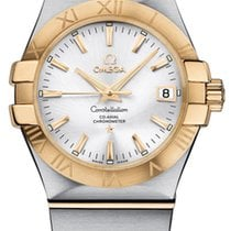 Omega Constellation Co-Axial Automatic 35mm 123.20.35.20.02.002