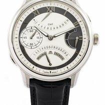 Maurice Lacroix Masterpiece Calendar Retrograde GMT Ref....